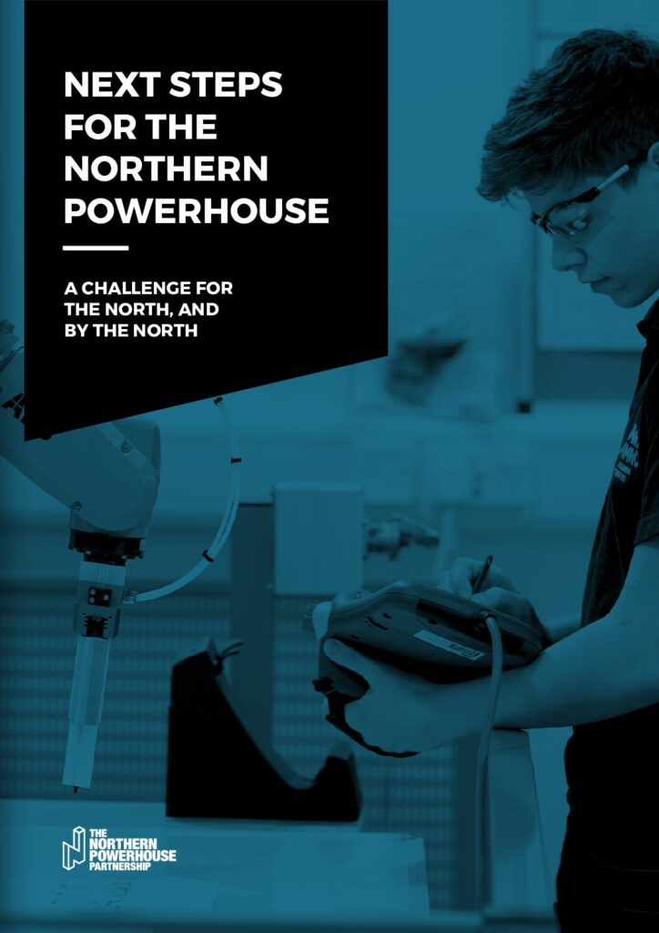 Next steps for the Northern Powerhouse DIGITAL FINAL