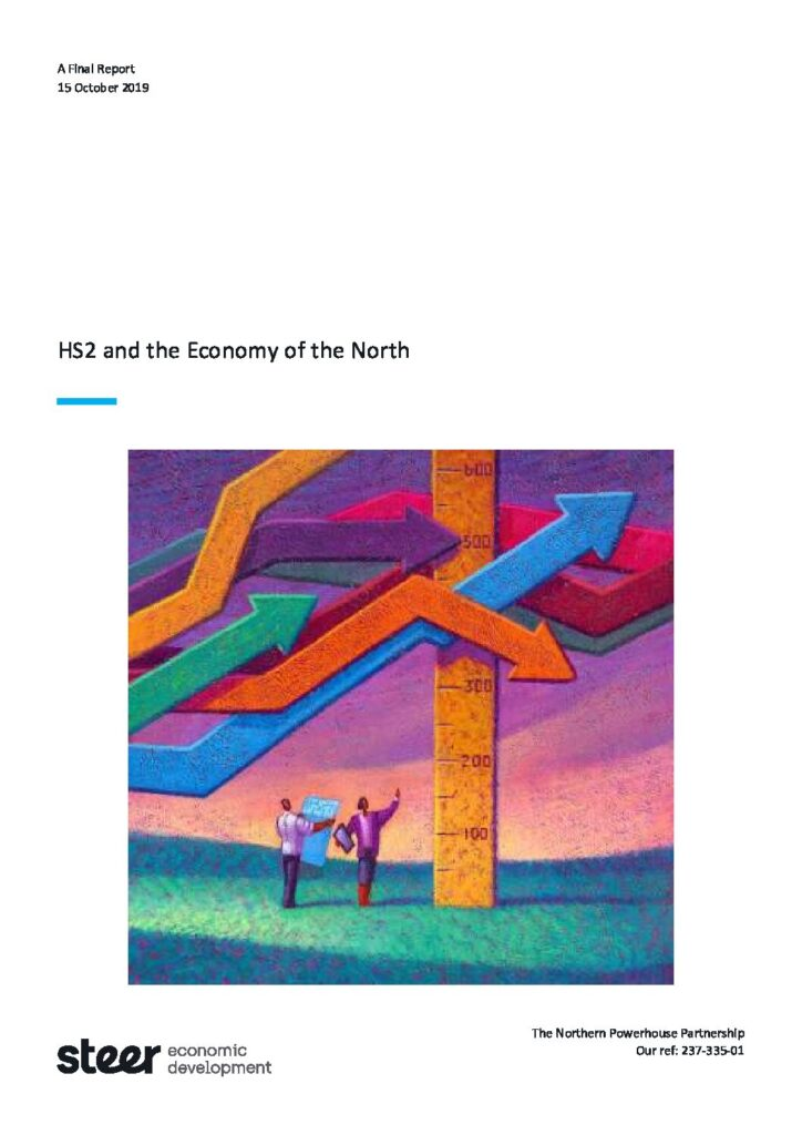HS2 and the North's Economy